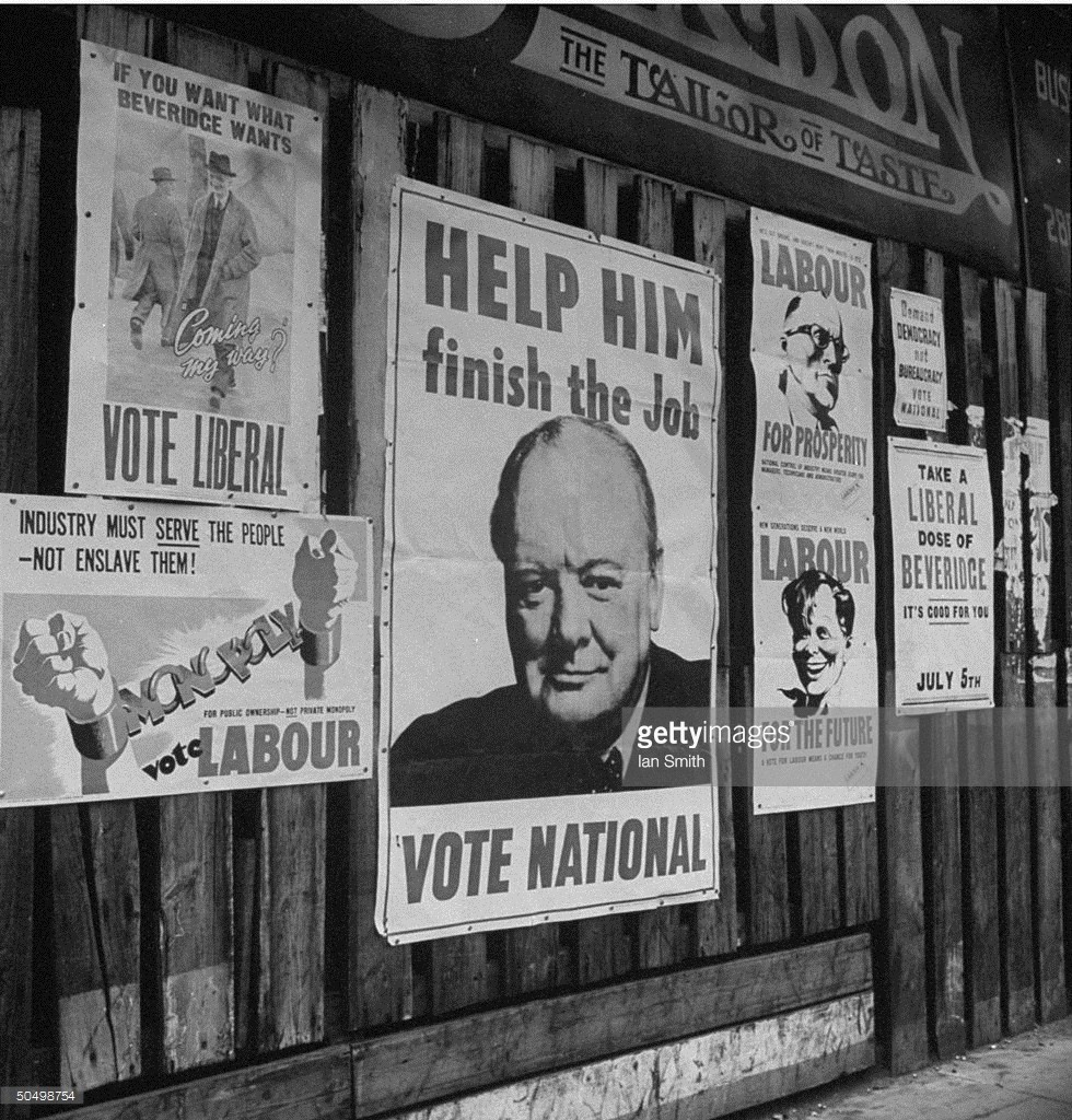 Election Posters 20 – People's History of the NHS